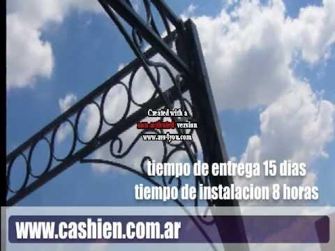 Elaboracion de pergola cashien forja artesanal cashien - Pergolas de forja ...