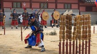 Joseon Martial Arts: Korean Swordsmanship and flails