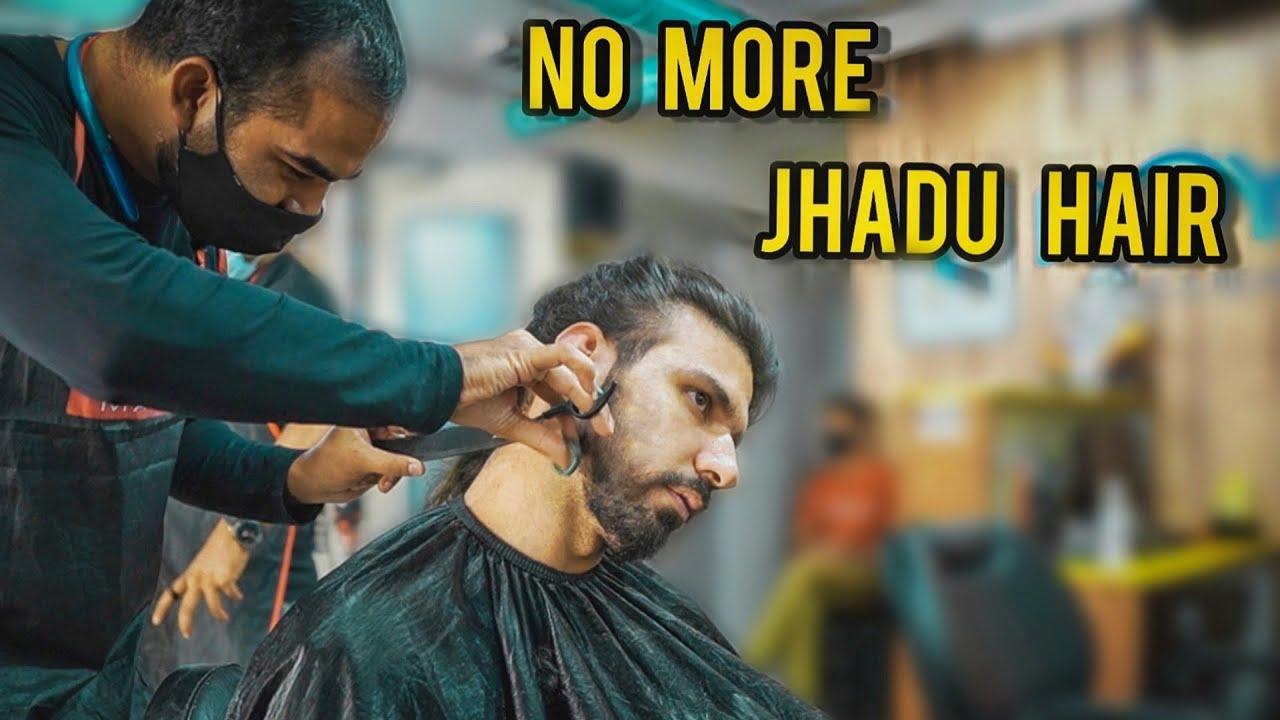 Much Needed - No More Jhadu Hair 😅
