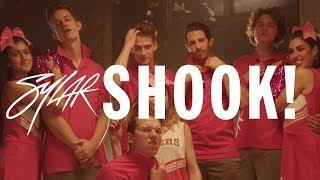Смотреть клип Sylar - Shook!
