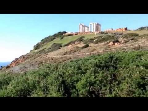 CAPE SOUNIO AND THE TEMPLE OF POSEIDON VIA ATHENS RIVIERA BY WWW.ATHENSTAXITOURS365.COM