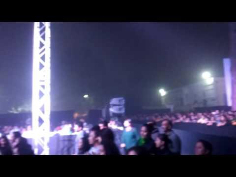 Final day Crowd @  Northeast Festival  6th Nov. 2016 . IGNCA New Delhi.