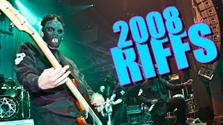 10 Metal Guitar Riffs That Prove 2008 Was an Awesome Year For Metal