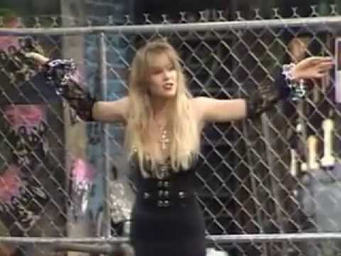 Christina Applegate Rock And Roll Girl