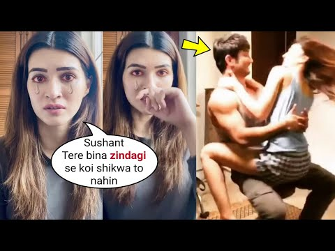 Kriti Sanon Shared Memorable Moments With Sushant Singh Rajput She Is Missing Him Too Much