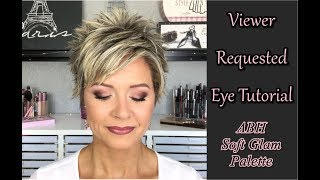ABH Soft Glam Eye Tutorial | Viewer Requested Look