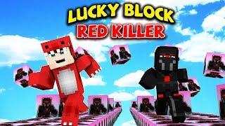THỬ THÁCH ĐẬP 1000 LUCKY BLOCK CÙNG RED KILLER TRONG MINECRAFT BIỆT ĐỘI SIÊU NHÂN