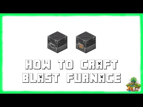 ✔-minecraft-1.16.1:-how-to-craft-a-blast-furnace!-(2020)