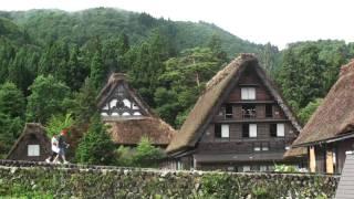 HD 白川郷(コメント欄にリメーク版アドレス) thumbnail