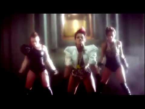 Candy (Crazy Cousinz Club Remix) - Aggro Santos ft. Kimberly Wyatt (MUSIC VIDEO)