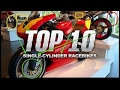 Top 10 Single Cylinder Racebikes