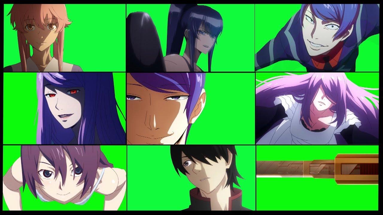 anime mask - YouTube