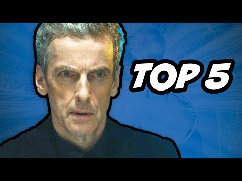 Doctor Who Series 8 Episode 5 Review and Easter Eggs