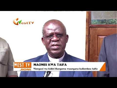 Maombi Maalum kwa Taifa la Kenya
