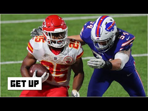 Why the Chiefs' running game was too much for the Bills to handle | Get Up