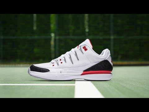 6bf3f106cf6a Nike Zoom Vapor RF X AJ3 Unboxing! - YouTube