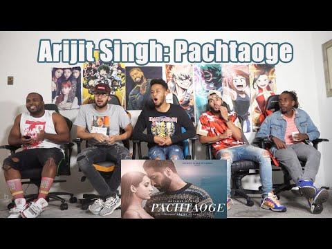 Arijit Singh: Pachtaoge  Vicky Kaushal Nora Fatehi Jaani B Praak Arvindr Khaira  REACTION