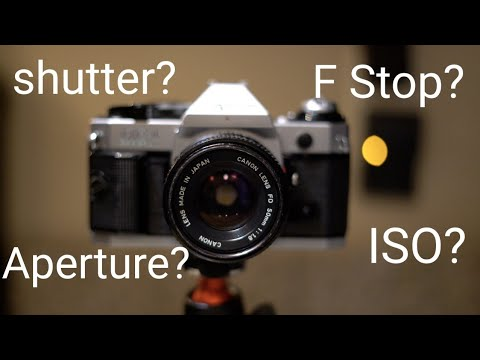 3 Things You Need To Know About Manual Mode - A Photography Tutorial thumbnail