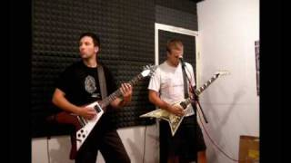 Megadeth - Hangar 18 (complete cover by Sufosia)