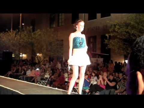 Legendary Style at Tucson Fashion Week 2011