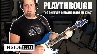PATTERN-SEEKING ANIMALS - No One Ever Died And Made Me King (Playthrough)