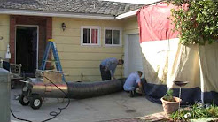 Antimite Pest Control Non-Chemical Termite Heat Treatment