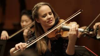 Dvorak Romance for violin & strings op. 11 / Lisa Jacobs & The String Soloists