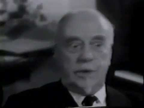 Sir Thomas Beecham interview with Peter Brook