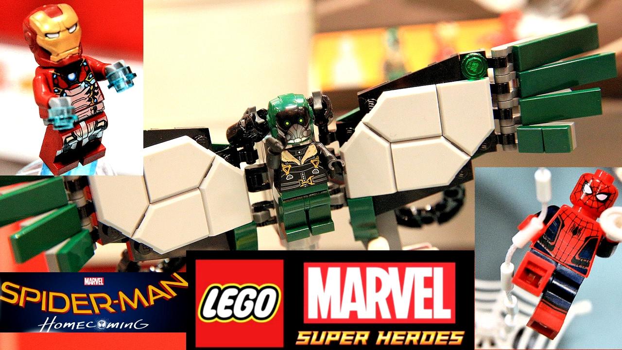 Лего человек паук купить киев