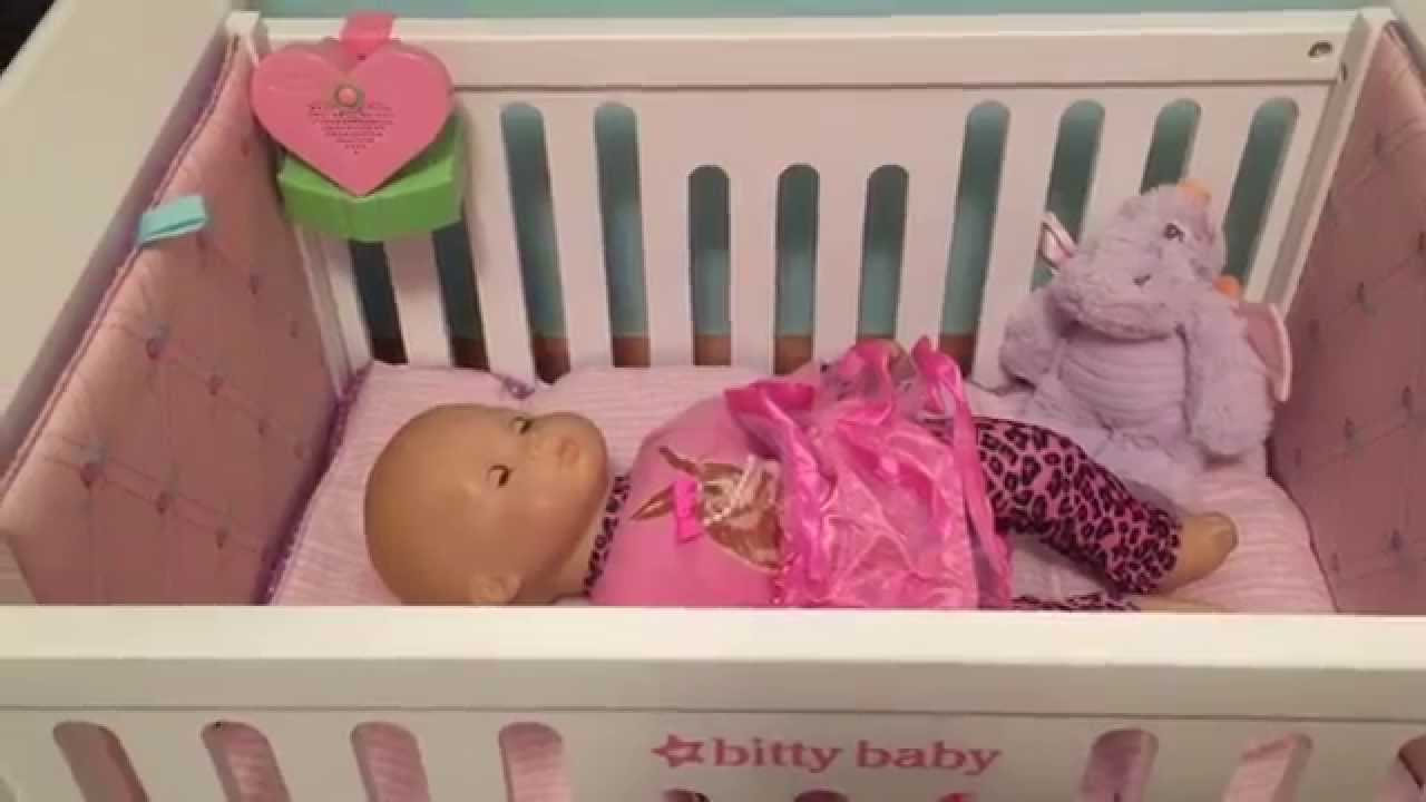 how to get baby to stop chewing on crib