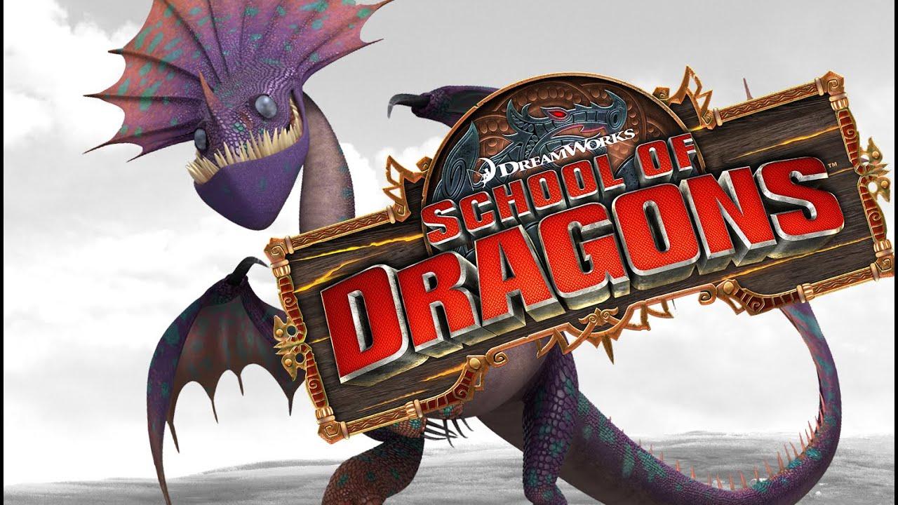 School Of Dragons: Dragons 101 - The Hobblegrunt - YouTube