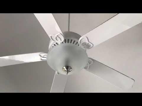 Harbor Breeze Builder Best Ceiling Fan With A Random Light Kit