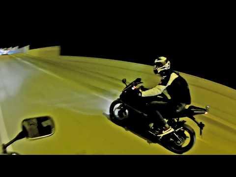 Gece Gölgenin Rahatına Bak - Motosiklet Cover  / 600RR-R125 / Ayarsız Motovlog