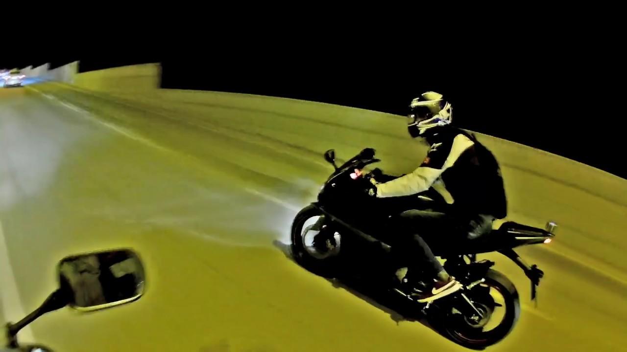 Gece Golgenin Rahatina Bak Motosiklet Cover Klip 600rr R125 Ayarsiz Motovlog Youtube