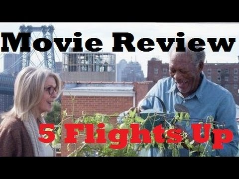 5 Flights Up 2015 Movie Review