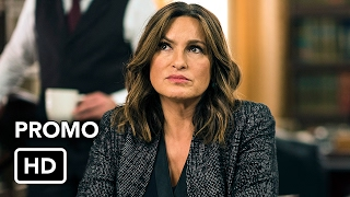"""Law and Order SVU 18x10 Promo #2 """"Motherly Love"""" (HD) 400th Episode"""