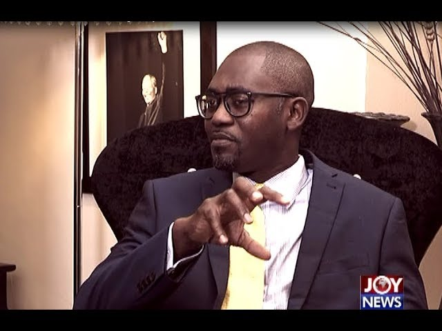 Marricke Kofi Gane - The Executive Lounge on JoyNews (29-1-18)