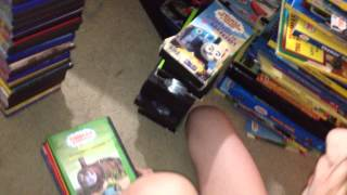 Thomas and Friends Books, Videos and Character Cards Collection