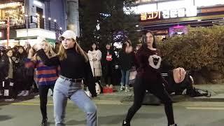 2018.11.23&걷고싶은거리&홍대&신신앞&버스킹&게스트(레드스파크)&3ROOT &by큰별