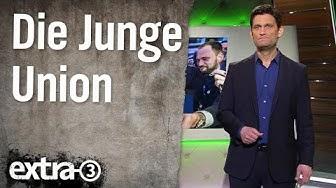 Deutschlandtag der Jungen Union | extra 3 | NDR