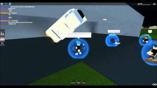 ROBLOX Storm Chasing Extras - Massive Tornado At The PS: Remake!
