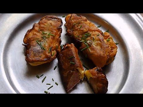 Finally! A German Recipe: 1795 Fried Surprise!