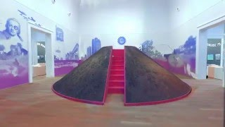 Permanence for the temporary: 3D record of the British Pavilion at the Venice Biennale 2014