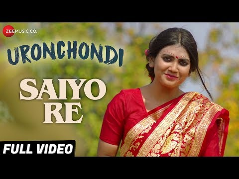 Saiyo Re - Full Video | Uronchondi | Chitra Sen, Sudipta Chakraborty, Rajnandini Paul & Amartya Ray