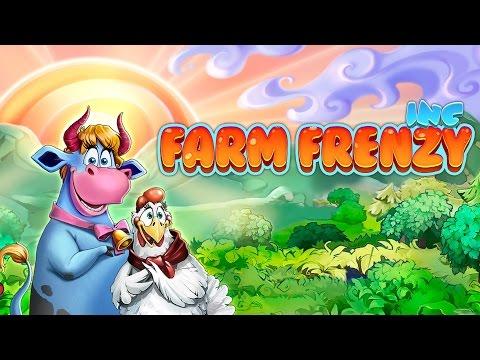 Игра Весёлая ферма 3 русская рулетка онлайн Farm Frenzy 3