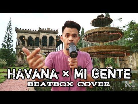 Neil Llanes   Havana & Mi Gente Beatbox Cover