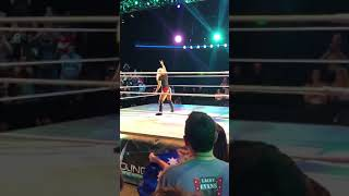 Mae Young Classic: Huge Pop for Toni Storm