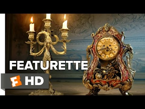Beauty and the Beast Official 'Sneak Peek' Featurette (2017) - Emma Watson Movie