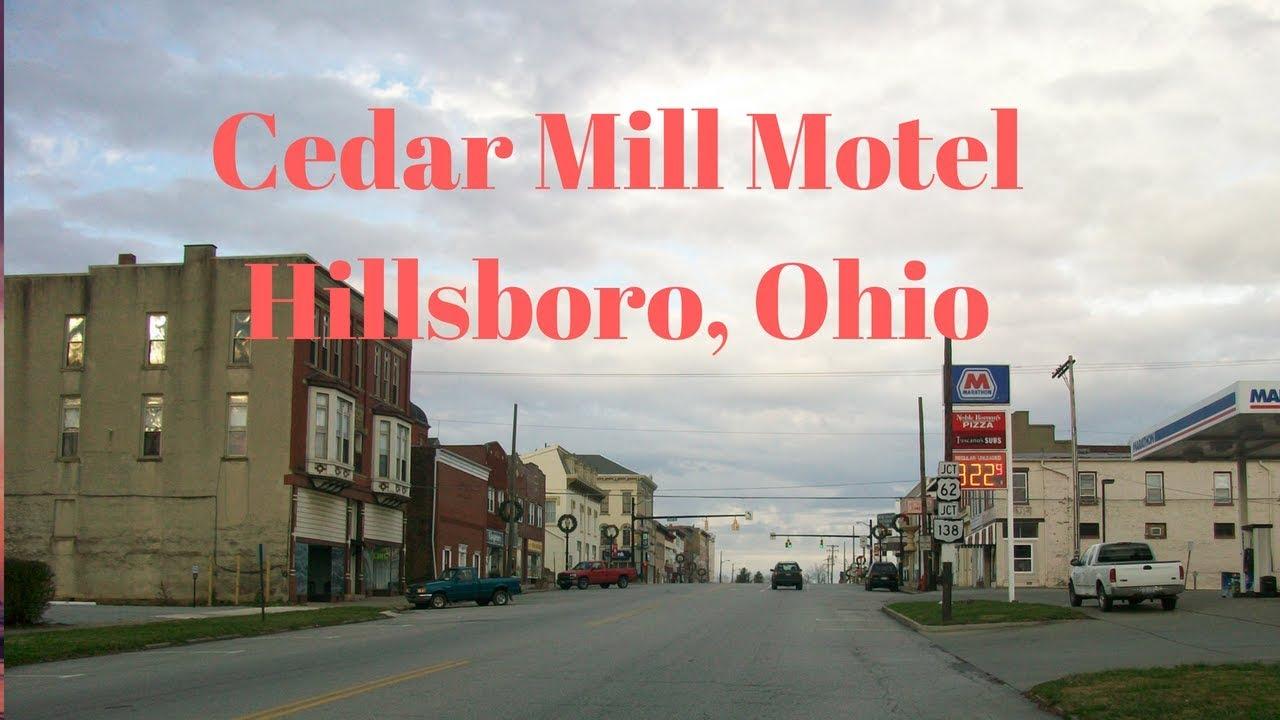 Cedar Hill Motel Hillsboro Ohio Hotels