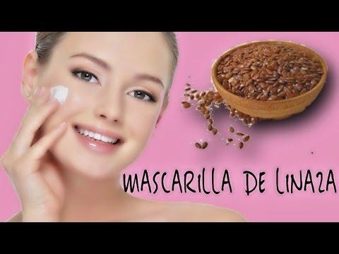 QUÍTATE 10 AÑOS DE ENCIMA CON ESTA MASCARILLA DE LINAZA!!! FUNCIONA!!!  | Puras Guapuritas